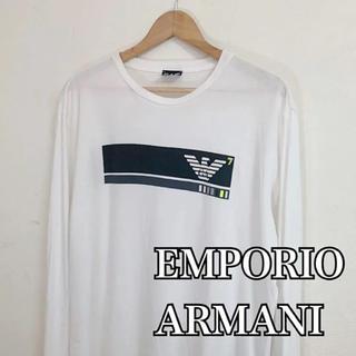 エンポリオアルマーニ(Emporio Armani)のアルマーニ ロンT Tシャツ 長袖(Tシャツ/カットソー(七分/長袖))