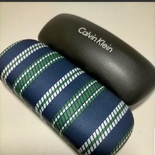 Calvin Klein - カルバンクラインとOZOC未使用眼鏡ケース