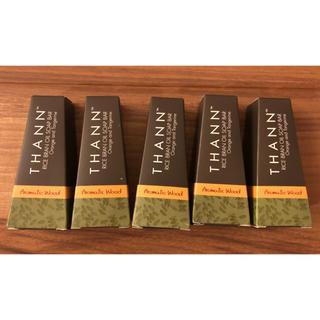 タン(THANN)のTHANN ライスブラウンオイルソープバー 石鹸 5個セット(ボディソープ/石鹸)