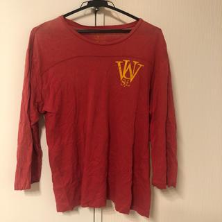 シップス(SHIPS)のワシントン大学 ラグラン(Tシャツ/カットソー(七分/長袖))