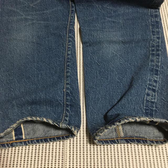 WAREHOUSE(ウエアハウス)のWAREHOUSE ×BEAMS PLUS /別注デニム  メンズのパンツ(デニム/ジーンズ)の商品写真