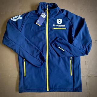 新品 XL    ジャケット オフロードジャケット モトクロス ハスクバーナ(ライダースジャケット)