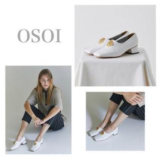 アメリヴィンテージ(Ameri VINTAGE)のOSOI MARGOT(ローファー/革靴)