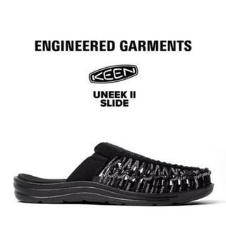 エンジニアードガーメンツ(Engineered Garments)の27cm keen engineered garments  サンダル(サンダル)