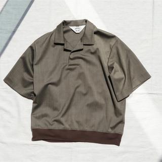 サンシー(SUNSEA)のSUNSEA  サンシー 20SS SNM4 POLO サイズ2(ポロシャツ)