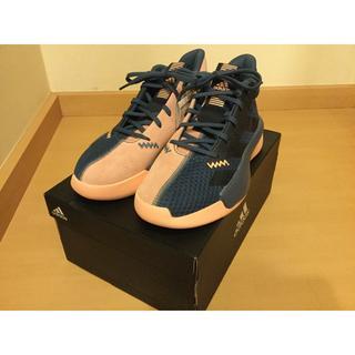 アディダス(adidas)のアデイダス バスケットシューズ Pro Next K 24.5cm(バスケットボール)