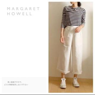 マーガレットハウエル(MARGARET HOWELL)のMARGARET HOWELL☆マーガレットハウエル☆MHL☆パンツ☆麻☆リネン(カジュアルパンツ)