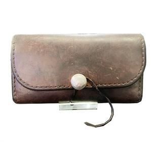 ゴローズ(goro's)のゴローズ goro's 長財布 サドルレザー 3つ折り ロングウォレット (長財布)