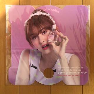 I.O.I IOI ETUDE HOUSE エチュードハウス うちわ ソミ(K-POP/アジア)
