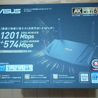 エイスース(ASUS)のASUS wi-fi6対応ルーター RT-AX56U(PC周辺機器)
