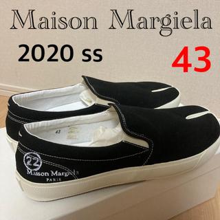 Maison Martin Margiela - 最終価格【新品】メゾンマルジェラ 2020ss Tabi スリッポン スニーカー