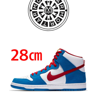 ナイキ(NIKE)の28cm Nike SB Dunk High Doraemon(スニーカー)