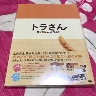 キスマイフットツー(Kis-My-Ft2)のトラさん~僕が猫になったワケ~   トラさん版DVD(日本映画)
