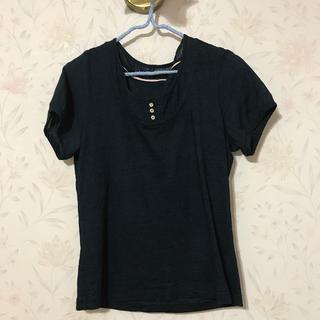 フォーティーファイブアールピーエム(45rpm)のパラスパレス  ジャージーブラウス(Tシャツ(半袖/袖なし))