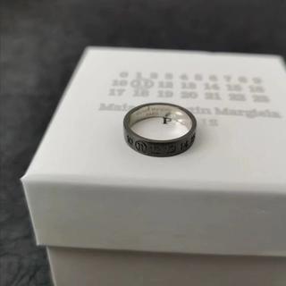 Maison Margiela 20ss リング(指輪) 925   us8(リング(指輪))