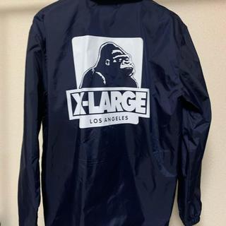 エクストララージ(XLARGE)のX-LARGE コーチジャケット Lサイズ(ナイロンジャケット)