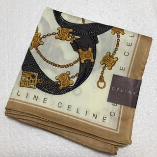セリーヌ(celine)の⭐️お値下げ🌟新品⭐️セリーヌ ハンカチ(ハンカチ)
