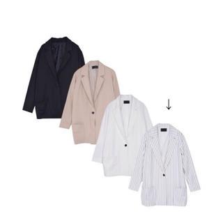 ムルーア(MURUA)のMURUA ムルーア テーラードジャケット アウター コート ジャケット(テーラードジャケット)