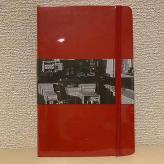 ビーエムダブリュー(BMW)のミニクーパー モレスキン手帳 非売品(ノート/メモ帳/ふせん)