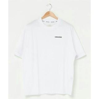 コンバース(CONVERSE)の新品CONVERSE*半袖Tシャツ*未使用コンバース*送料無料レディース*綿L(Tシャツ(半袖/袖なし))