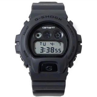 ジーショック(G-SHOCK)の【新品未使用】Carhartt WIP x G-SHOCK Gray (腕時計(デジタル))