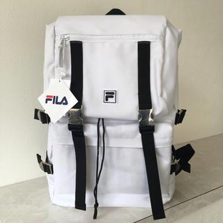 フィラ(FILA)のFILA フラップバックパック(バッグパック/リュック)