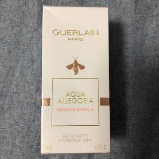 ゲラン(GUERLAIN)のゲラン アクアアレゴリア ネロリアビアンカ125ml 未開封(ユニセックス)