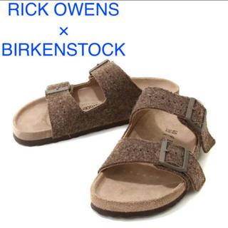 リックオウエンス(Rick Owens)のリックオウエンス ladmusician margiela rafsimons(サンダル)