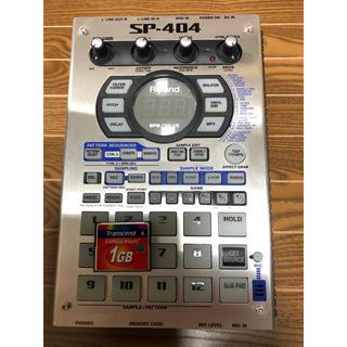 ローランド(Roland)のRoland SP-404(DJエフェクター)