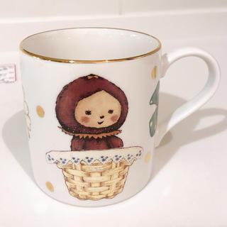 フランシュリッペ(franche lippee)の<新品未使用> franche lippee くりぼーカップ 陶器(食器)