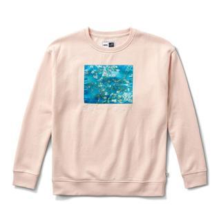 ヴァンズ(VANS)のALMOND BLOSSOM Crewneck Sweatshirt(スウェット)