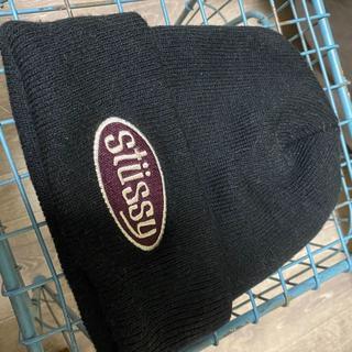 ステューシー(STUSSY)のstussy 90~00s knit cap(ニット帽/ビーニー)