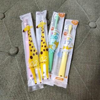 子供 歯科専用歯ブラシ 4本(歯ブラシ/歯みがき用品)