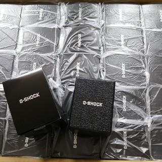 ジーショック(G-SHOCK)のCASIO G-SHOCK 時計箱/ケース(50個) 黑色(その他)
