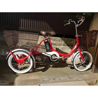 ヤマハ(ヤマハ)のヤマハ PASワゴン PA16W(自転車本体)