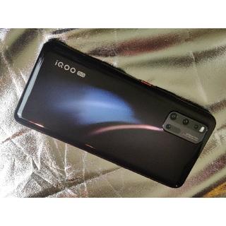アンドロイド(ANDROID)のVivo IQOO 3 5G 12GB/128GB スナドラ865 55W充電(スマートフォン本体)