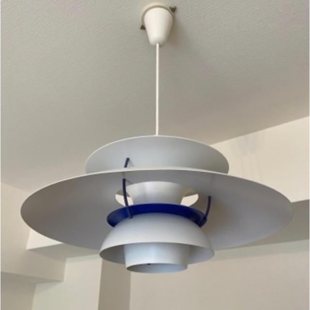 ACTUS(アクタス)のルイスポールセンPH5 クラシック ホワイト インテリア/住まい/日用品のライト/照明/LED(天井照明)の商品写真