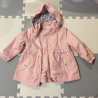 エイチアンドエム(H&M)の秋までに絶対欲しい! さくら色フーディッドコート(コート)
