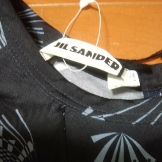 ジルサンダー(Jil Sander)のJIL SANDERのワンピース(ロングワンピース/マキシワンピース)