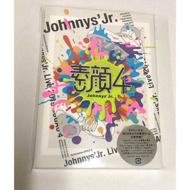 ジャニーズJr.(ジャニーズジュニア)の素顔4 ジャニーズJr 盤 エンタメ/ホビーのDVD/ブルーレイ(ミュージック)の商品写真