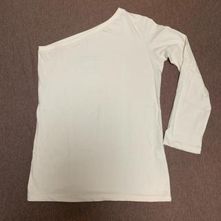 (新品未使用)the virgins ロンT(Tシャツ/カットソー(七分/長袖))