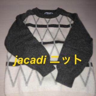 ジャカディ(Jacadi)のjacadi ニット 新品未使用 96センチ(ニット)