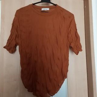 ヌナ(nuna)の未使用  ヌナ  Neuna  Tシャツ シフォン トップス(シャツ/ブラウス(半袖/袖なし))