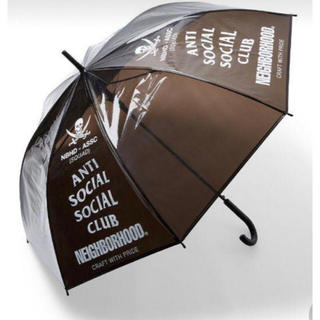 NEIGHBORHOOD - ASSC NEIGHBORHOOD UMBRELLA 傘