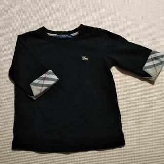 バーバリー(BURBERRY)のバーバリー 七分袖 70(Tシャツ)