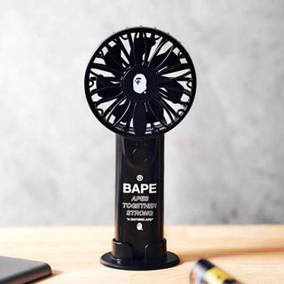 A BATHING APE - スマート 10月号付録 ア ベイシング エイプ 2WAYハンディ扇風機