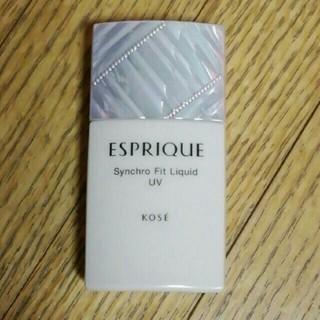 エスプリーク(ESPRIQUE)の新品 エスプリーク シンクロリキッド ファンデーション(ファンデーション)