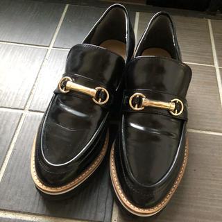 マーキュリーデュオ(MERCURYDUO)の厚底 ローファー(ローファー/革靴)