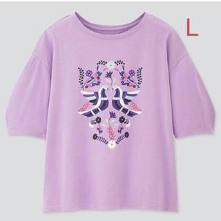 アナスイ(ANNA SUI)のユニクロ ANNA SUI コラボTシャツ(Tシャツ(半袖/袖なし))