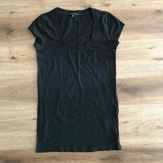 セオリー(theory)のセオリー 黒色 半袖Tシャツ(Tシャツ(半袖/袖なし))